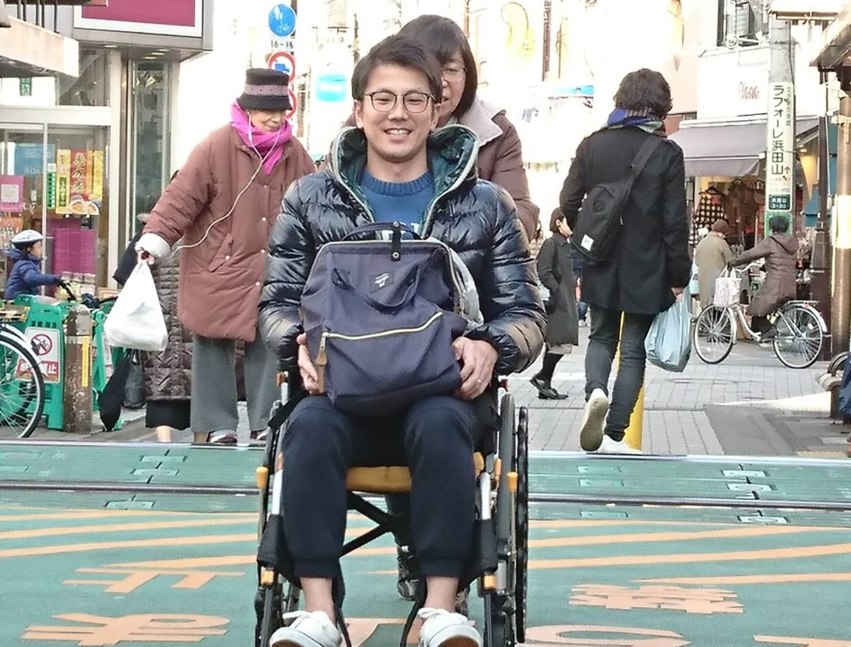 車椅子操作セミナーを開催して